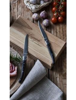 4 Laguiole Le Couteau Wenge Holz